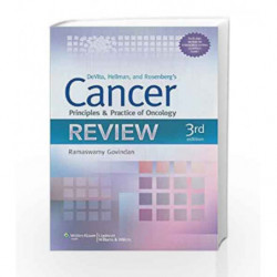 Devita Cancer Principles & Practice of Oncology Review with Solution Codes: Principles and Practice of Oncology Review by Govind