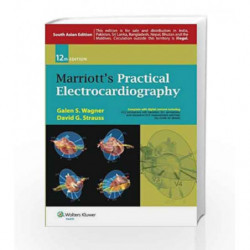 Marriotts Practical Electrocardiography by Wagner G.S. Book-9789351291497