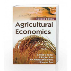 Agricultural Economics 2/e PB.... by Reddy S S Book-9788120417861