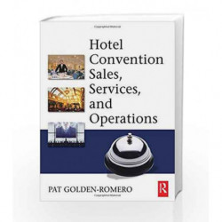 Hotel Convention Sales, Services, and Operations by Romero P.G. Book-9780750679022