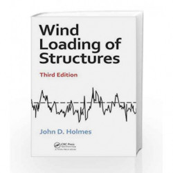 Wind Loading of Structures by Holmes Book-9781482229196