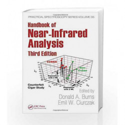 Handbook of Near-Infrared Analysis (Practical Spectroscopy) by Burns Book-9780849373930