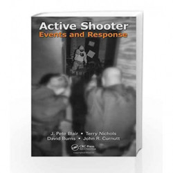 Active Shooter Events and Response by Blair J P Book-9781466512290