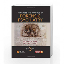 Principles and Practice of Forensic Psychiatry by Rosner R Book-9781482262285