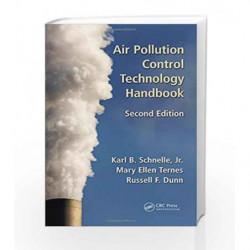 Air Pollution Control Technology Handbook by Schnelle K.B Book-9781482245608