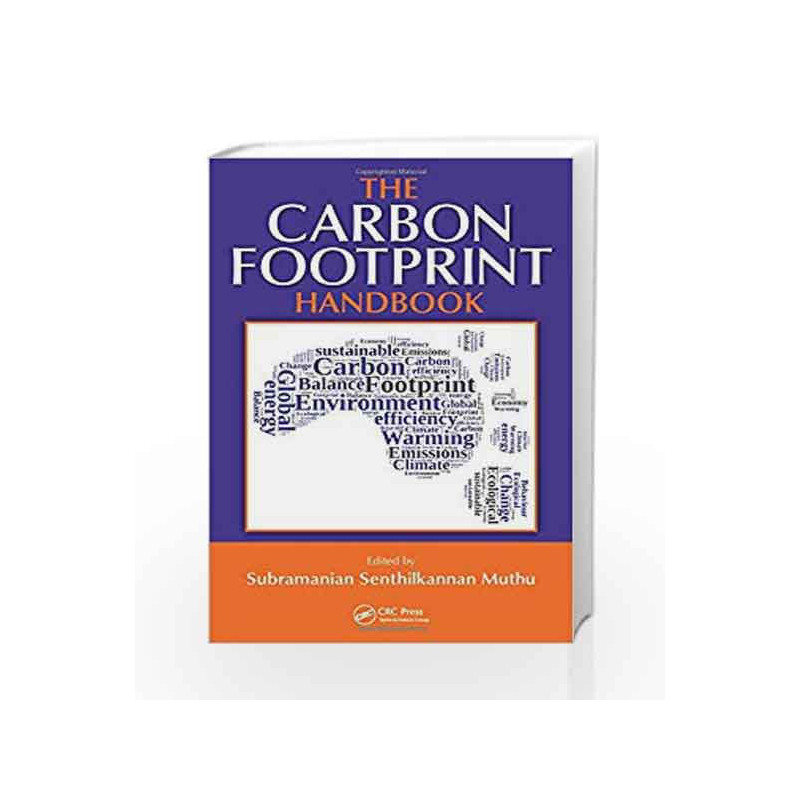 The Carbon Footprint Handbook by Muthu S S Book-9781482262223