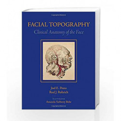 Facial Topography: Clinical Anatomy of the Face by Pessa J.E. Book-9781576263440
