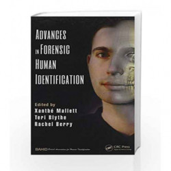 Advances in Forensic Human Identification by Mallett Book-9781439825143