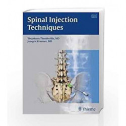 Spinal Injection Techniques by Theodoridis T. Book-9789380378800