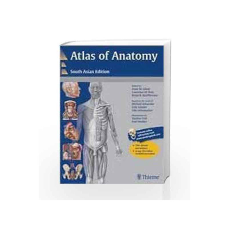 Atlas of Anatomy by Gilroy A M -Buy Online Atlas of Anatomy South Asian  edition (31 July 2012) Book at Best Prices in India:Madrasshoppe com