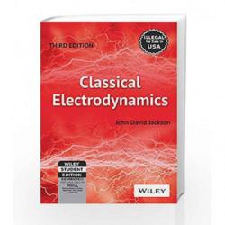 Classical Electrodynamics, 3ed by Jackson J.D. Book-9788126510948