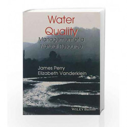 Water Quality Management Of A Natural Resources (Pb 2016) by Perry J. Book-9788126560370