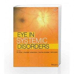 Eye in Systemic Disorders Exclusive by Nema H.V. Book-9788126539413