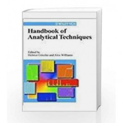 Handbook of Analytical Techniques : 2 by Gonzler H. Book-9788126551170