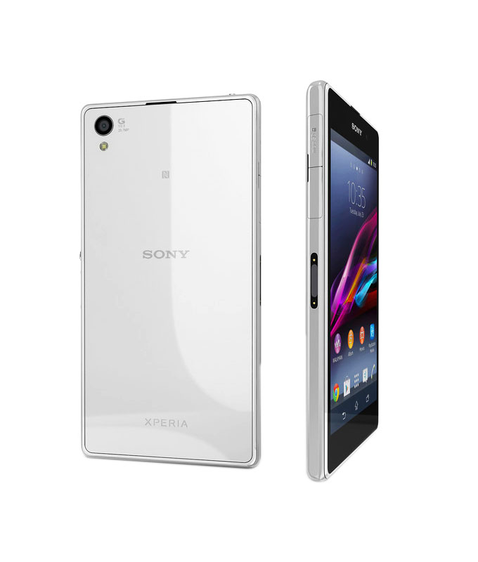 sony xperia z1 white. sony xperia z1 price in india-buy online sony white mobile: