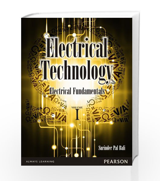 Electrical Technology Fundamentals Vol 1 By SP Bali