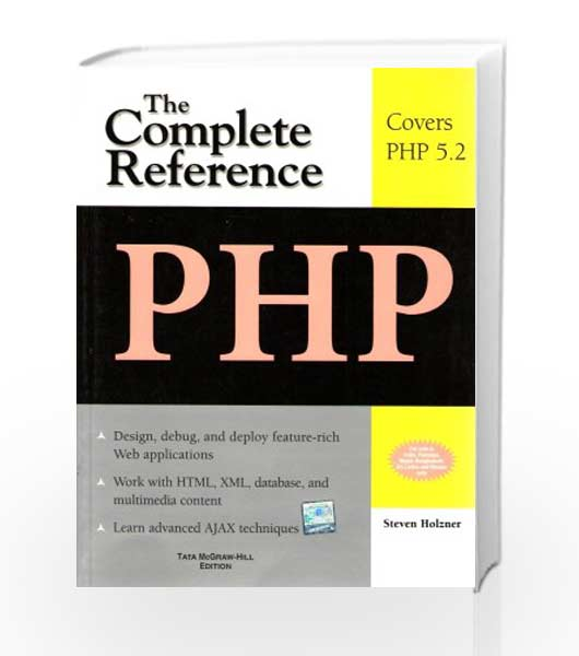 Download pdf ebook free php: the complete reference by steven.