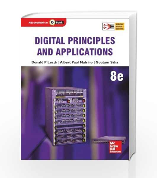 Digital principles and applications by malvino and leach buy online digital principles and applications by malvino and leach 8th edition book 9789339203405 fandeluxe Gallery